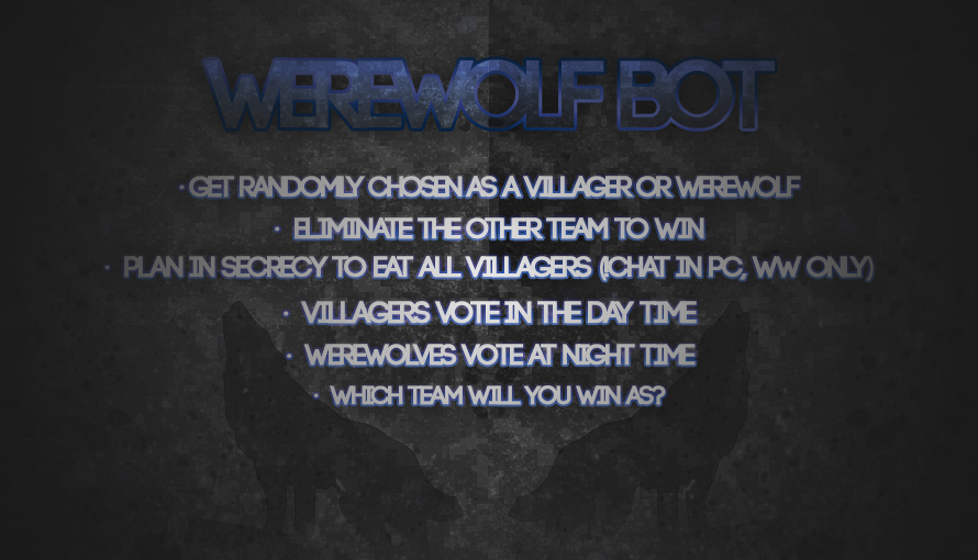 Which team will you win as in Werewolf mode?